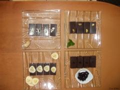 dégustation chocolats