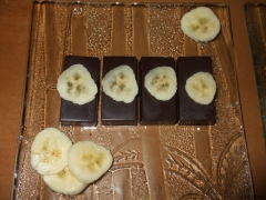pavé banane