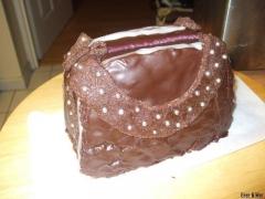 sac en chocolat
